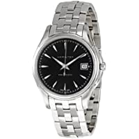 Hamilton H32455131 Men's Jazzmaster Black Dial Watch