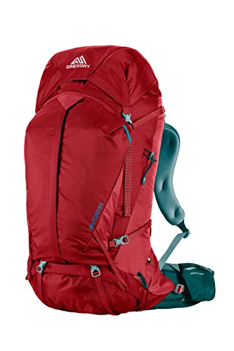 Gregory Mountain Products Baltoro 65 Liter Men's Backpack, Spark Red, Large