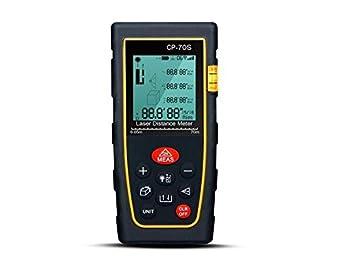Infrarot Laser Entfernungsmesser : Digital laser ir infrarot distanz meter entfernungsmesser