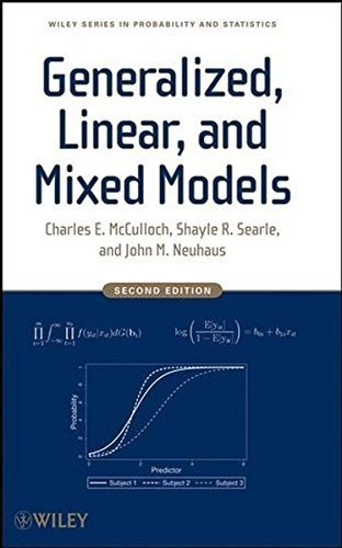 Generalized, Linear, and Mixed Models by Charles E. McCulloch (2008-06-30) (Linear Models Searle)