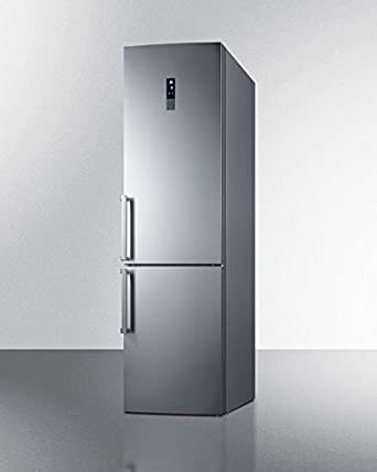 Summit Counter Depth Stainless Steel Refrigerator