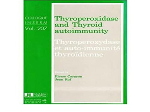 Lire un Thyroperoxidase and Thyroid Autoimmunity pdf