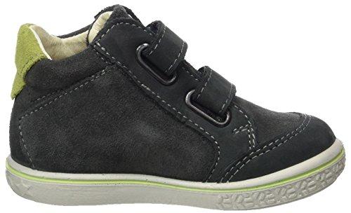 Ricosta Jungen Kimo Hohe Sneaker grigio/acido