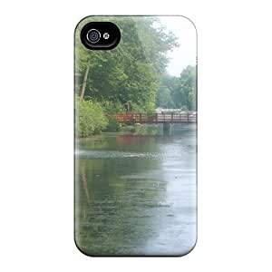 For Iphone 4/4s Case - Protective Case For BretPrice Case by Maris's Diary