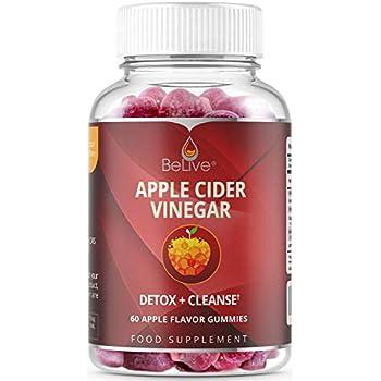 Amazon.com: (2 Pack | 120 Gummies) Organic Apple Cider
