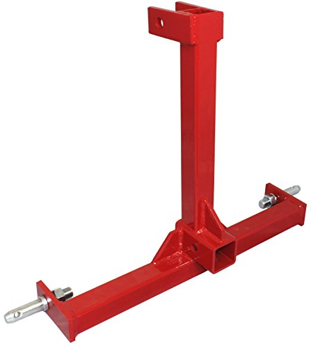 (Cat 1 Drawbar 3 pt Tractor trailer hitch receiver Three Point Attachment CAT1R)