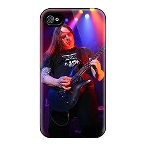 High Quality Phone Case For Iphone 4/4s With Provide Private Custom Nice Edguy Band Skin KennethKaczmarek