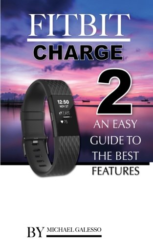 Picture of a FitBit Charge 2 An Easy 9781539596882