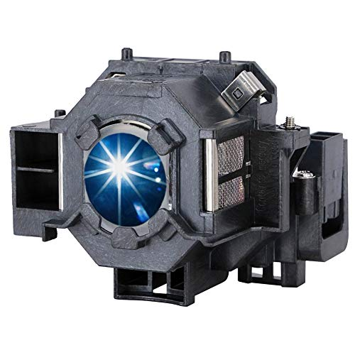 EWO'S ELP42 Replacement Projector Lamp for ELPLP42/V13H010L42 Epson Powerlite 83+ 83C 83 83H 410W 822P 822+ 83V+ EMP-83H EX90 Projector Lamp Bulb Replacement