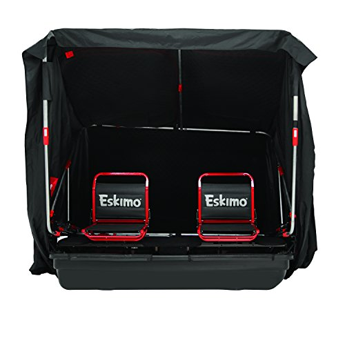 Eskimo-FlipMo-2-Inferno-Insulated-Ice-Shelter-with-Swivel-Seat