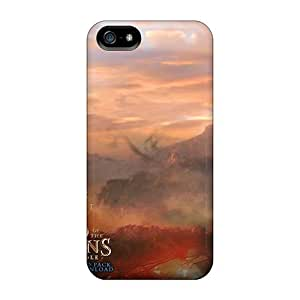 Premium Durable Twilight From Guardians Of Ga' Hoole Fashion Tpu Iphone 5/5s Protective Case Cover
