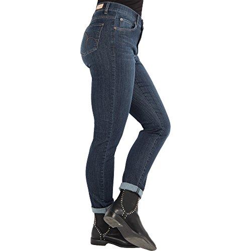 3158 Mujer Skinny Blau Jeans nbsp;