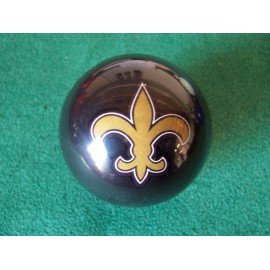 New Orleans Saints Billiard Pool Cue Ball or 8 Ball
