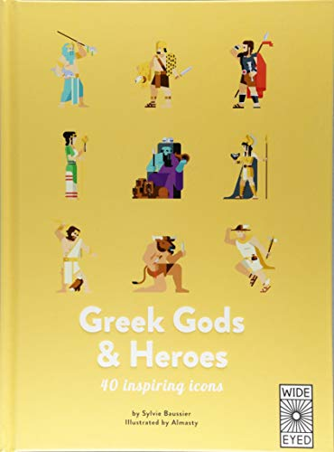 40 Inspiring Icons: Greek Gods and Heroes: Meet 40 mythical immortals (Styx Icon)