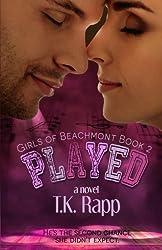 Played (The Girls of Beachmont) (Volume 2)