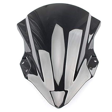 TOOGOO Soporte de Pantalla de Parabrisas de Motocicleta para ...