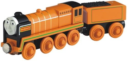 Learning Curve Thomas and Friends Wooden Railway - Murdoch (Thomas The Train Wooden Murdoch)