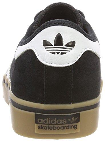 para Negro Footwear de Skateboard EU adidas Zapatillas Hombre Adi Black White Gum 46 Core 0 Ease Premiere 4wPCqYB8