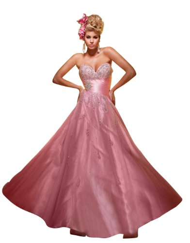 Tony Bowls Ball Gown 111549, Pink, 6