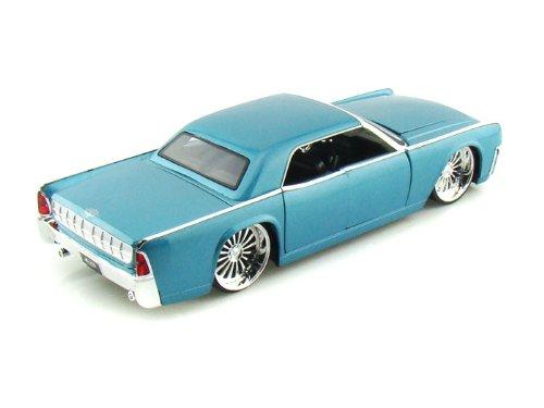 1963 Lincoln Continental 1/24 Blue