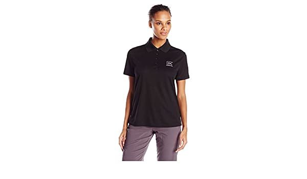 Glock – Camiseta Core 365 Polo de las mujeres - AA48005, Negro ...
