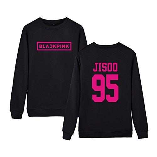 Kpop BLACKPINK Concert Pullover Jisoo Jennie Rose LISA Sweater