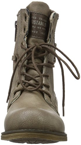 Ankle Mustang Boots Braun Women's 1139 318 Taupe Brown 630 Uxxqa4pnwC