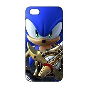 Fortune 3D Case Cover Cartoon Sonic Phone Case For Sam Sung Note 2 Cover