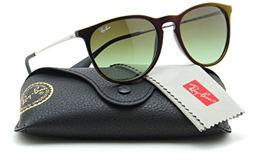 Ray-Ban RB4171 6316E8 Erica Womens Brown Gradient - Sale Sunglasses Ban Female Ray