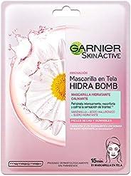 Garnier Garnier Mascarilla Facial Calmante Tela Manza 32g, Pack of 1