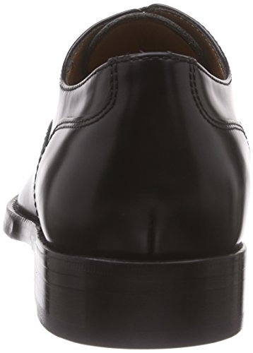 Lottusse L6591-00510-01 Mens Oxford Black (jocker Negro)