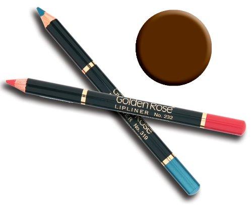 Golden Rose Lip Liner Pencil (215)