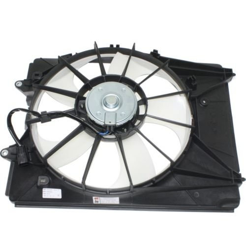 MAPM Premium MDX 14-15 RADIATOR FAN ASSEMBLY, RH by Make Auto Parts Manufacturing