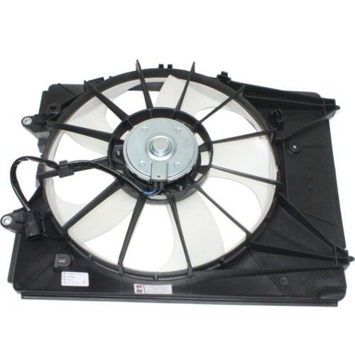 MAPM Premium MDX 14-15 RADIATOR FAN ASSEMBLY, RH