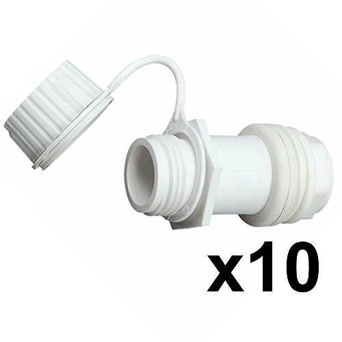 Igloo Cooler Threaded Drain Plug, 10-Pack