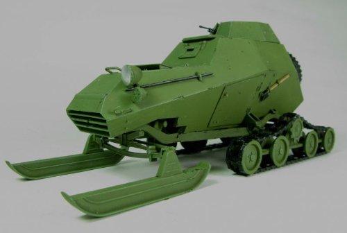 Kuvahaun tulos haulle vision models Soviet BA-64-3SKh