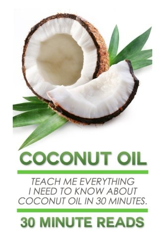 Coconut Oil Everything Minutes Benefits product image