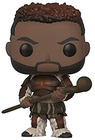 Marvel 33283 Black Panther: M'Baku POP Bobble, Multi Funko
