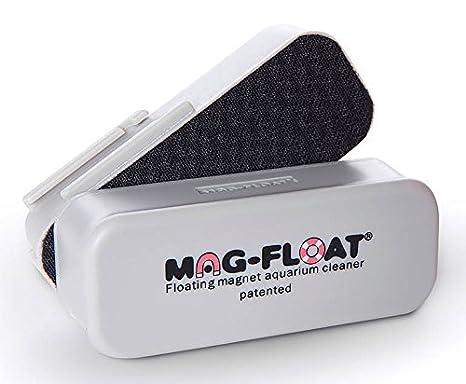 Mag-Float-125 Medium Glass Aquarium Cleaner (w/ scraper option) by Mag-Float
