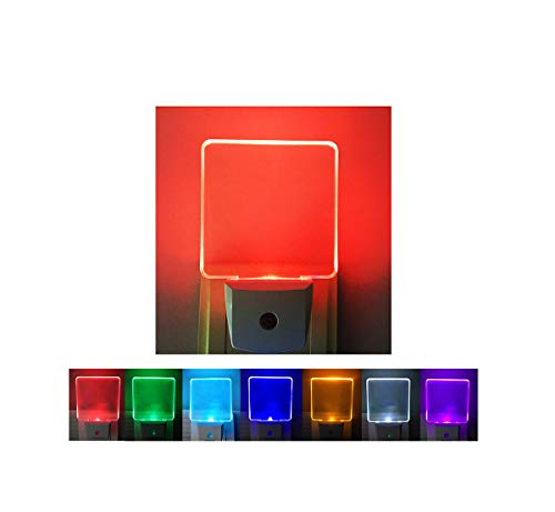 Multi Color Led Night Light in US - 4