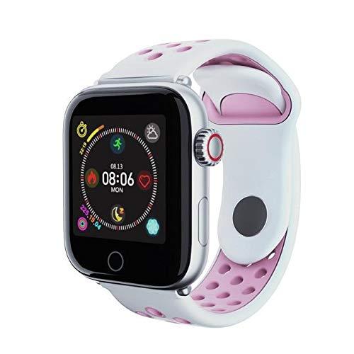 MaadZmec Tech Muti-Functional Smart Watch (Pink)