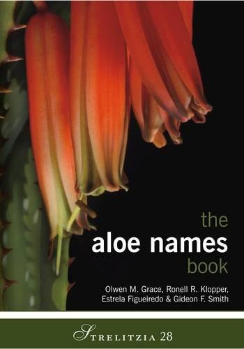 The Aloe Names Book (Strelitzia)