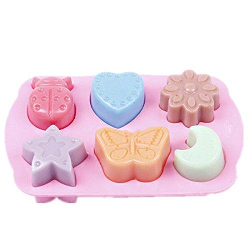 Butterfly ladybug Chocolate Silicone BargainRollBack product image