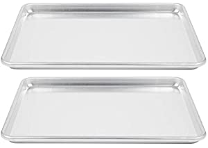 "Vollrath 5314 Sheet Pan, 1/2 size, 18""W x 13""D x 1""H"