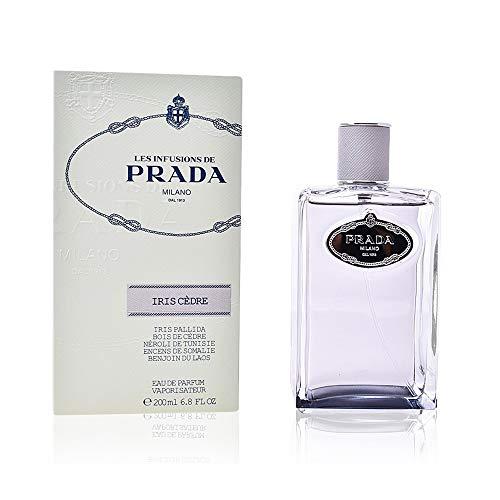 Prada Linea Rossa - Eau de parfum infusion d iris cedre 200 ml prada