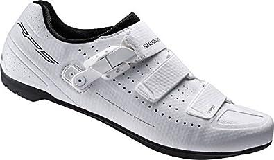 Shimano Shrp5ng480sw00 Men s Road Cycling Shoes Off White White 12 5 UK 48 EU B013HV6HWI