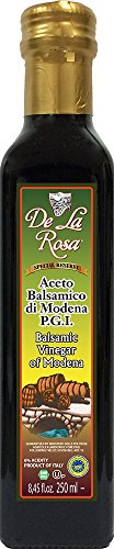 Italian Balsamic Vinegar of Modena - De La Rosa by De La Rosa Real Foods & Vineyards
