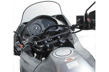 SW-Motech 551-545 handlebar brace silver