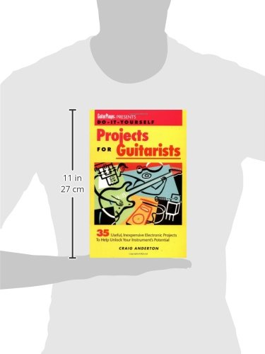 Guitar player presents do it yourself projects for guitarists guitar player presents do it yourself projects for guitarists craig anderton 9780879303594 amazon books solutioingenieria Gallery