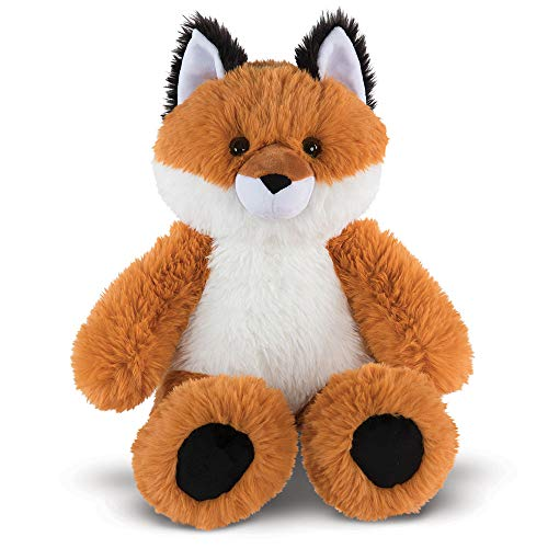 Vermont Teddy Bear - Amazon Exclusive Oh So Soft Fox Stuffed Animals and Teddy Bears, Red, 18 Inches